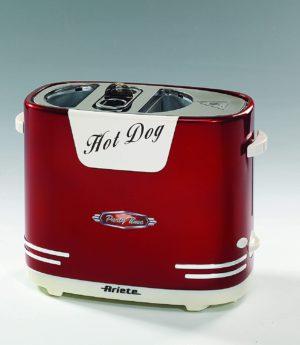 nostalgischer Hot dog Toaster