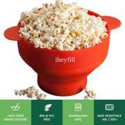 Popcornmaker für die Mikrowelle