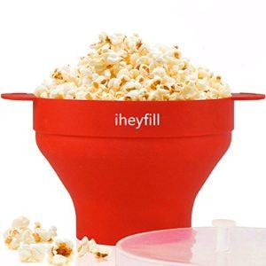 Popcornpopper für die Mikrowelle