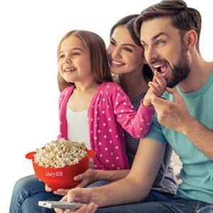 Popcorn für zu Hause