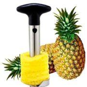 praktische Ananasschneider