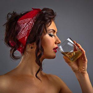 Whisky ohne Verwässerung trinken