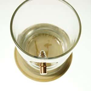 Das Bulletproof Glas