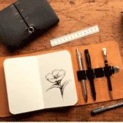 Ledr Workbook - das Notizbuch fürs Leben