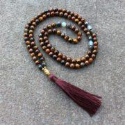 Malakette - Meditationskette unterstützt dich in deiner täglichen Mediation!