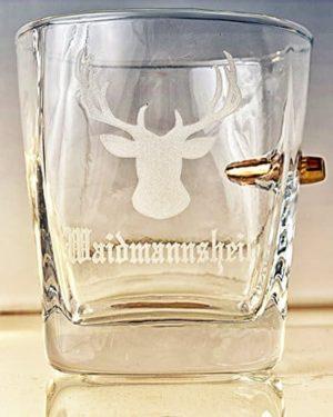 Jäger Trinkglas