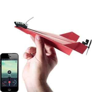 Smartphone Papierflieger