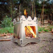 Camping Ofen - für alle die gerne Outdoor gut gerüstet sind