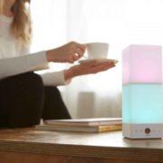 Appgesteuerte Designlampe