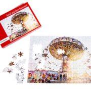Individuelles Fotopuzzle mit bis zu 2.000 Teilen