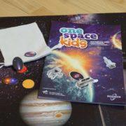 Weltraum Magnetspielbuch