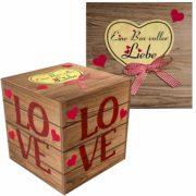 Box voller Liebe - ein Box mit liebevollen kleinen Geschenken!