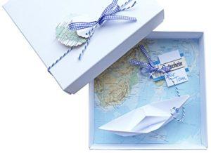 Geldgeschenk Reisekasse