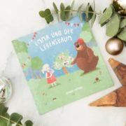 """Personalisiertes Premium - Kinderbuch """"Der Lebensbaum"""" - gebunden"""