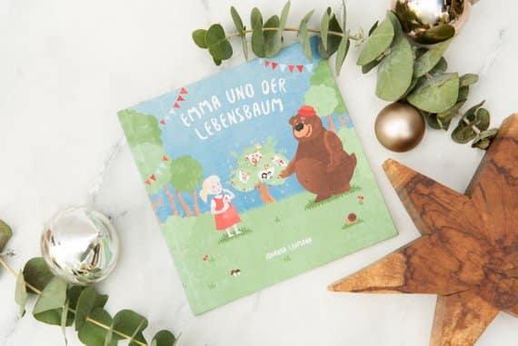 Personalisiertes Premium Kinderbuch Der Lebensbaum