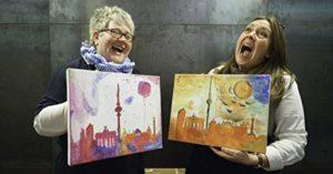 Eine ArtNight erleben - Das kreativste Erlebnis in deiner Stadt!