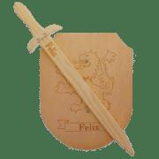 Kinder-Holzschwert