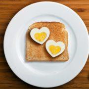 Herz-Eierform