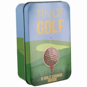Mini 9 Loch Golfplatz