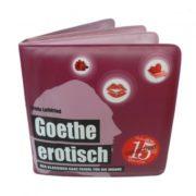 15 Min Goethe für die Wanne