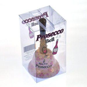 klingel für einen Prosecco
