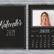 Wandkalender mit deinen Fotos