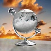 Wettervorhersage-Sturmglas