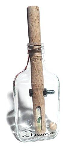 Flaschensafe für Geldgeschenke