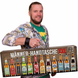 Bier Männerhandtasche