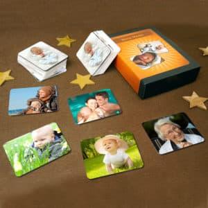 Ihr individuelles Memospiel: ein ganz besonderes Geschenk!