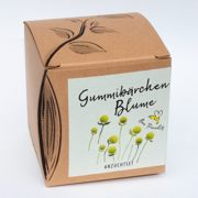 Gummibärchenblumen Anzuchtset