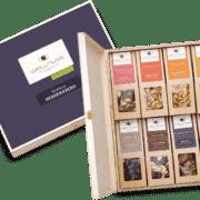 Snackbox für Männerabend
