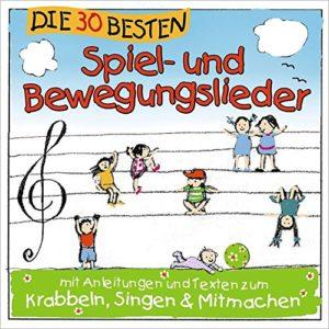 Lieder zum Singen und Krabbeln für Kinder und Kindergruppen