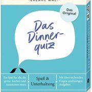 Quiz für Dinnerabende mit Freunden