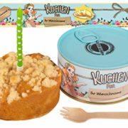 Kuchen aus der Dose mit Wunschnamen