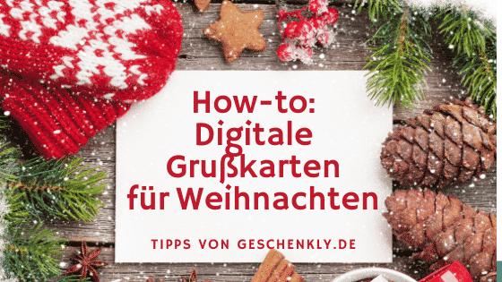 Stilvolle Weihnachtsgrüße im digitalen Zeitalter: Ein Ratgeber