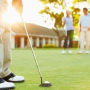 Hotelgutschein für Golfer