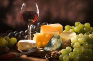 Das Wein und Käseseminar für Pärchen