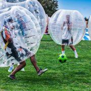 Teamerlebnis Bubble Fußball