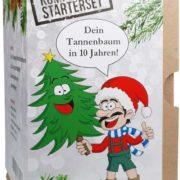 Weihnachtsbaum Anzucht-Set