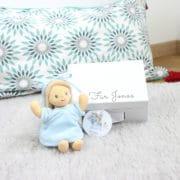 Schutzengel Spieluhr für Babys