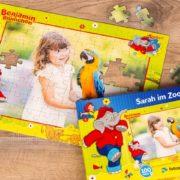 Kinder Fotopuzzle
