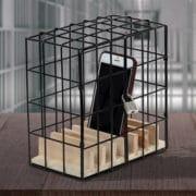 Handy Gefängniskäfig