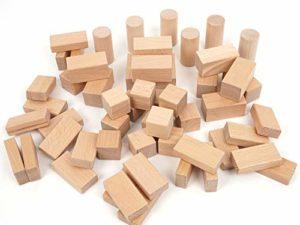 Holzbausteine zum Spielen