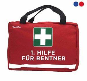1. Hilfe Tasche für Rentner