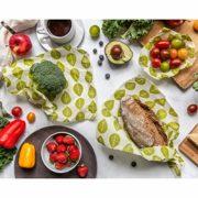 Vegane Aufbewahrungsfolie