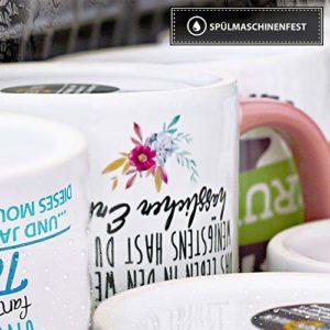 freche Tasse für Studenten