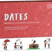 : DATES - Ideenbox für Paare