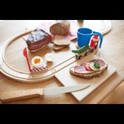 Frühstücksset für Eisenbahner