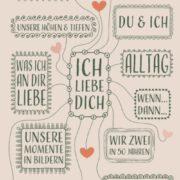 Beziehungsbuch für Paare